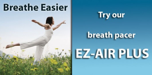 EZ-Air Breath Pacer