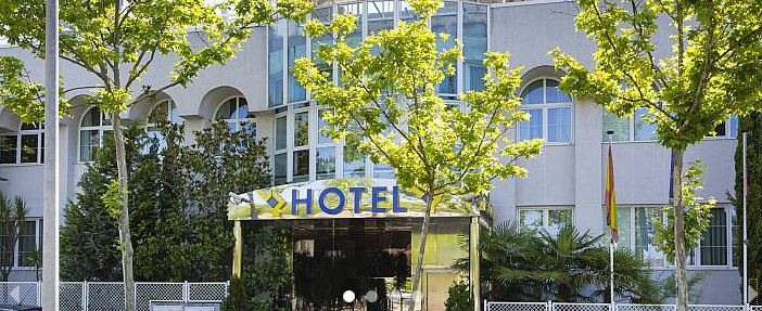 Bfe spain hotels meals biofeedback federation of for Jardin tres cantos